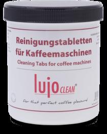150 Kaffeemaschinen Reinigungstabletten 1,6g Kaffeeautomat Reiniger Vollautomat
